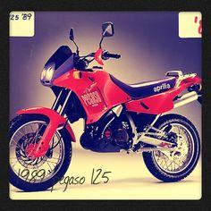 1989 #Aprilia Pegaso 125
