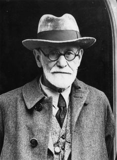 Sigmund Freud in 1938