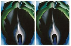 curated mag - Georgia O'Keeffe: Abstractions