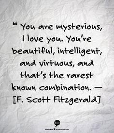 [F. Scott Fitzgerald]