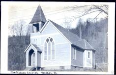 Methodist Church, Bethel, VT