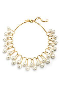 Lele Sadoughi Heartbreaker Necklace