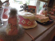 1st Birthday Dessert Table