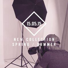 Ya tenemos fecha para el lanzamiento de la Nueva Colección Spring/Summer '15 #NewCollection #Spring #Summer #Mekdes  www.mekdes.es
