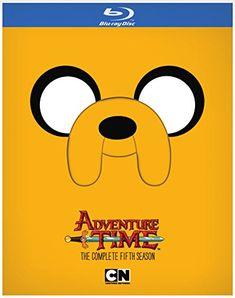 Cartoon Network: Adventure Time Season Five (Blu-ray) Cartoon Network http://www.amazon.com/dp/B00VSKT1V0/ref=cm_sw_r_pi_dp_WKcqvb1RNJ7R7