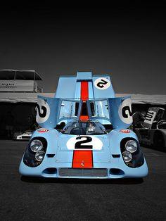 Porsche 917 Monterey Historics by brian, via Flickr