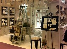 I had a dream I had a little boutique that looked like this! I love it! One day I will!
