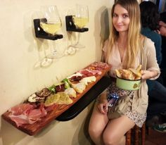 Prosciutteria :p http://lavaliseafleurs.wordpress.com/ #prosciutteria #roma #italia #food