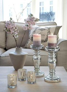 Coffee Table Decor Vignette | Four Seasons.