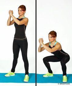 7 egyszerű gyakorlat, ami átformálja az egész testet pár nap alatt! Az eredmény elképesztően hamar mutatkozik!