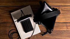 Atelier Peak Headphone Case & Stand