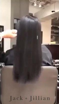 Medium Hair Styles, Curly Hair Styles, Natural Hair Styles, Hair Fixing, Hair Straightening Iron, Hair Tools, Hair Hacks, Braided Hairstyles, Hair Makeup