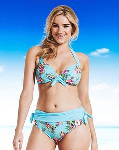 Pin for Later: Bikinis That Will Make Every Body Look Brilliant Simply Yours Bikini Set Simply Yours Bikini Set (£32)