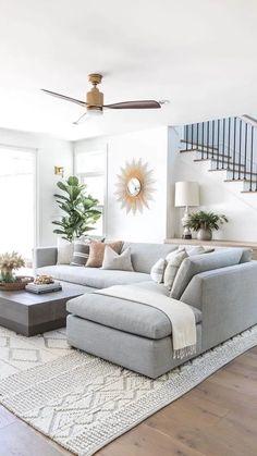Living Room Decor Cozy, Living Room Modern, Living Room Sofa, Home Living Room, Apartment Living, Interior Design Living Room, Living Room Designs, Small Living, Family Room Design