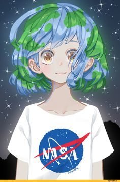 Earth-Chan,NyanAFK