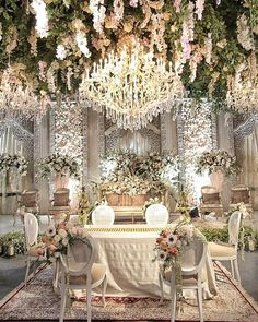 Akad Nikah of Ines & Tendry at Kediaman Panglima TNI // Beautifuly Decorated by @airydesigns // Wedding Organized by @emil_mke // Photo by @theleonardi & @cappiophoto Video by @axioo // Lighting Designed by UPLIGHT @uplightproject @reizasunardi // Photo Courtesy of @theleonardi team // 12.03.2016 #InesTendry #inestendrywedding