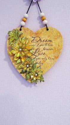 Kerry's Crafty Corner - #HeartfeltCreations
