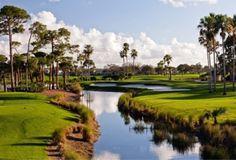 PGA National Golf Club in South Florida. Photo by Brian Oar