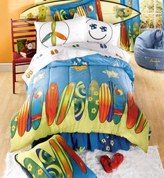 Kids Bedding On Pinterest Bed Sheet Sets Comforter Sets