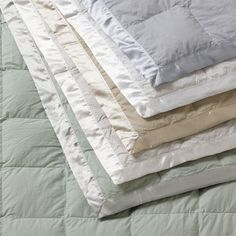 Windsor luxury down blanket collection