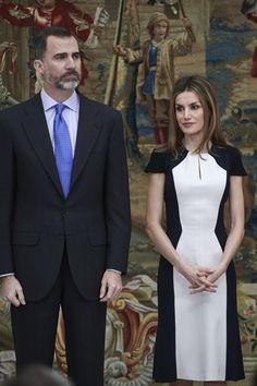 """Entrega de los """"Premios Nacionales de Cultura"""" Palacio Real de El Pardo. Madrid, 16.02.2015."""