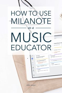 I'm always looking for tools that are simple and easy to use. Today, I'm excited to tell you about a (free!) web-based tool I've discovered to help me organize music teaching ideas, plan lessons, track assessments, and write curriculum content. Introducing Milanote. See what it's like >> #musicteacher #choirdirector #pianoteacher #organization Piano Teaching, Teaching Tips, Music Education, Music Teachers, Christmas Songs For Kids, Elementary Music, Teaching Materials, Music Lessons, Teacher Resources