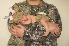 """NEW -- """"Oh My Deer"""" -- Hat and diaper cover set -- Newborn Photography Prop on Etsy, $38.50"""