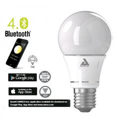 Energy saving Awox SmartLED GLS 9W E27.