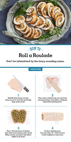 How to Roll a Roulade