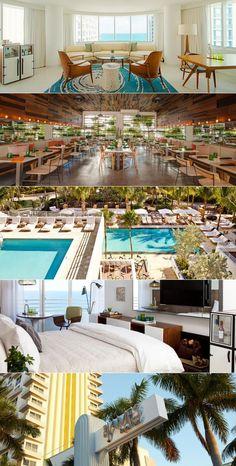 The James Royal Palm, Miami Beach, Florida