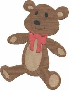 quickutz 4x4 Teddy Bear