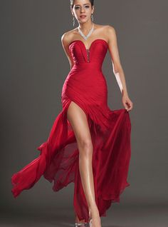 Vestido de gala/ Vestido de cocktail Para Baixinhas Retângulo Naturais cintura