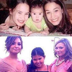 Demi, Maddie, and Dallas :)