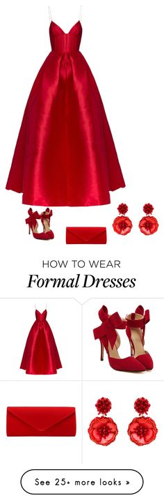 """""""Untitled #5535"""" by everlastinglovefashion on Polyvore featuring Alex Perry and Mignonne Gavigan"""