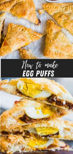 This is an easy recipe for Kerala Egg Puffs! They are made with boiled eggs and an onion-carrot stuffing, encased in crispy, flaky puff pastry. A quick and easy snack for kids and adults alike! #egg #puffs #easy #quick #recipe #kerala #puffs #indian Healthy Indian Recipes, North Indian Recipes, Ethnic Recipes, Egg Masala, Masala Tea, Easy Snacks For Kids, Puff Recipe, Boiled Eggs, Food Videos