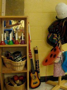 Music Center Idea