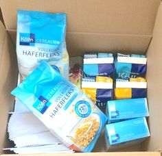 KOSTENLOS: Gesundes Frühstücks-Paket