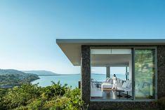 COMO Point YamuPeacefully located on Cape Yamu peninsula, on the unblemished east coast of Phuket, COMO Point Yamu commands stellar views of the Andaman Sea and the iconic Phang Nga Bay. Phuket Travel, Phuket Resorts, Hotels And Resorts, Honeymoon Getaways, Phuket Thailand, Elle Decor, Hotel Offers, Exterior, Architecture