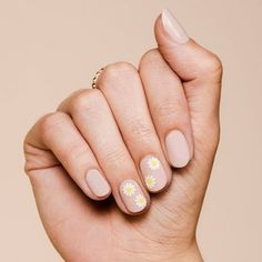 Nice Day Nail Art Stickers – Olive and June - Nail Art Designs Beautiful Nail Designs, Cute Nail Designs, Acrylic Nail Designs, Acrylic Nails, Cute Nails, Pretty Nails, My Nails, Cute Short Nails, Gorgeous Nails