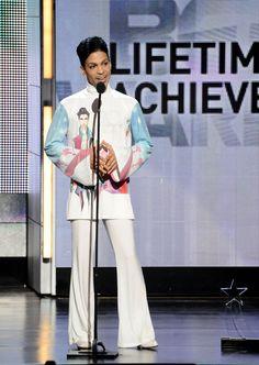 Remembering Prince's Revolutionary Style   - ELLE.com