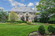 WikiRealty - 3 Stories, French Provincial - HINSDALE, IL