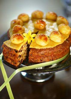Simnel Cake - Gas Mark Seven