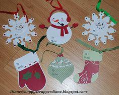 christmas gift tags with cricut