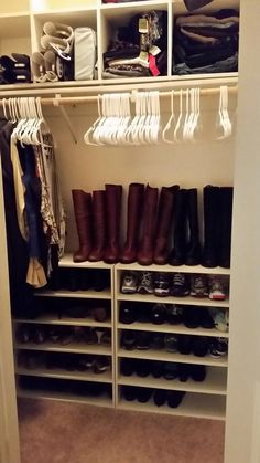 72 bedroom ideas for small rooms for couples closet organization 10 - coodecors Best Shoe Rack, Diy Shoe Rack, Master Bedroom Closet, Small Room Bedroom, Small Rooms, Glam Bedroom, Bedroom Bed, Bedroom Decor, Small Bedroom Ideas For Couples