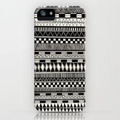 black//white iPhone & iPod Case by Eliza Loh - $35.00