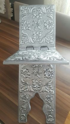 Metal Tape Art, Aluminum Can Crafts, Pewter Art, Metal Embossing, Islamic Art, Plaster, Metal Working, Istanbul, Tin