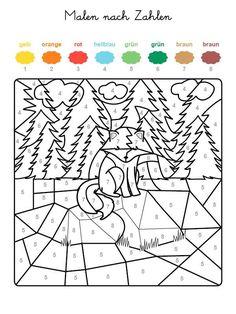 wenn ihr kind das ganze motiv auf der kostenlosen vorlage mit den farben ausgemalt hat, die den