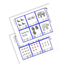 Clip Cards - Numbers of the serie Zoo Animals. Zoo Animals, Free Printables, Preschool, Numbers, Cards, Free Printable, Kid Garden, Kindergarten, Maps