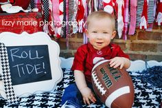Alabama/Auburn Football Mini Sessions » Lizzy Marie Photography