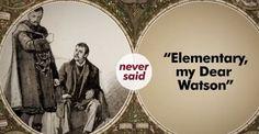 Mannen som verkar veta allt om citat slår här hål på några av de mest kända http://blish.se/5707e4d5e8 #citat #citeringar #felsägningar #humor